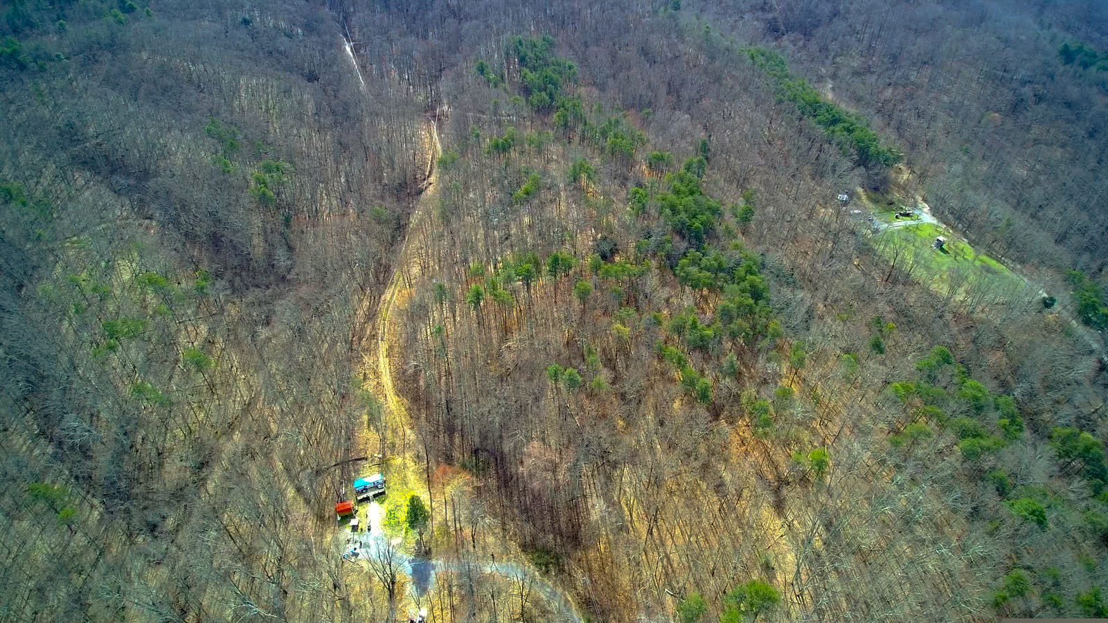 Large Unrestricted Land Eastern Tennessee Cheap